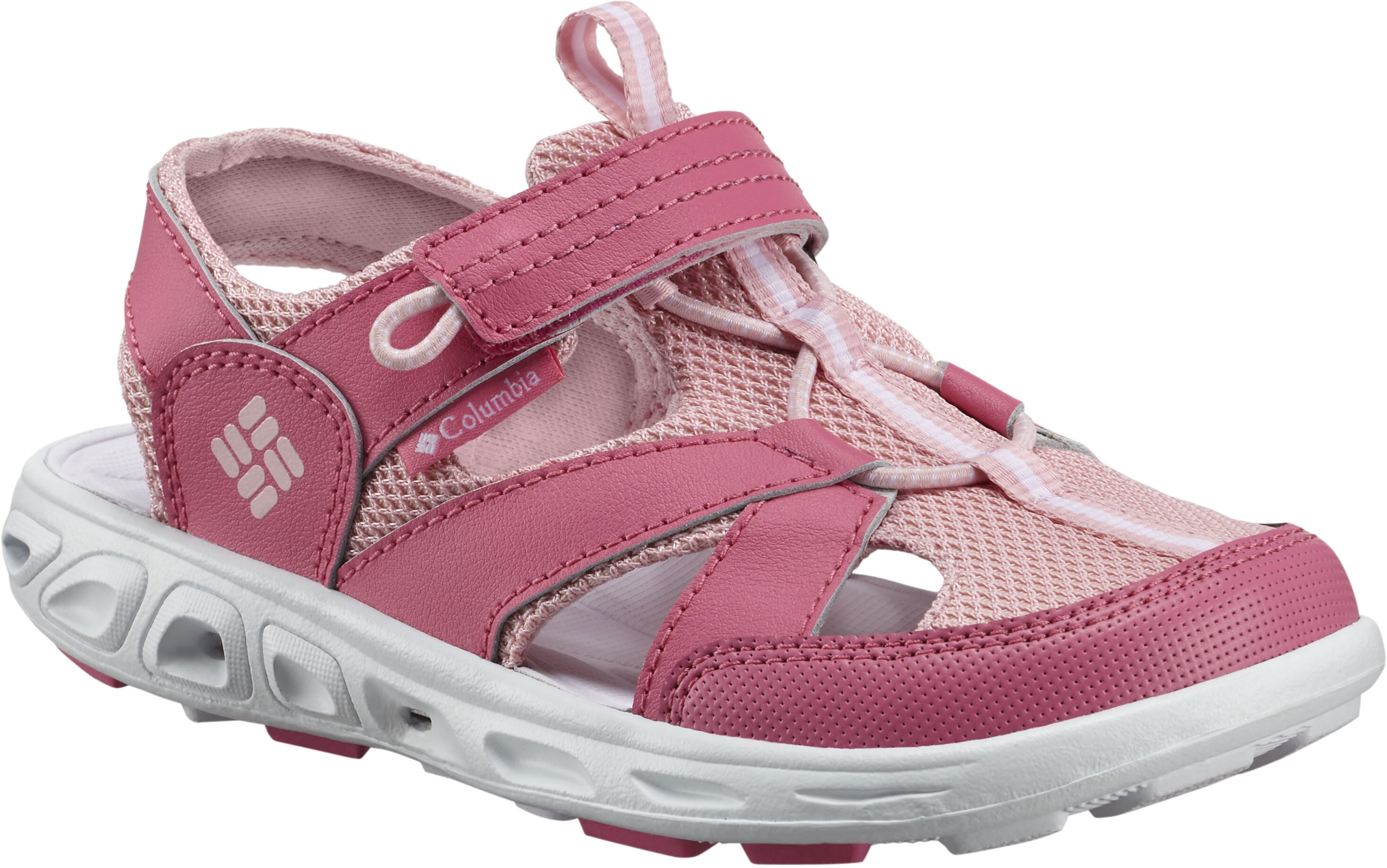 c0f2d38e8c1665 Columbia Techsun Wave Sandals Children pink at Addnature.co.uk